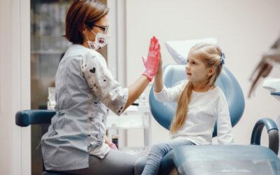 La pedodonzia, anche i bambini necessitano di salute dentale